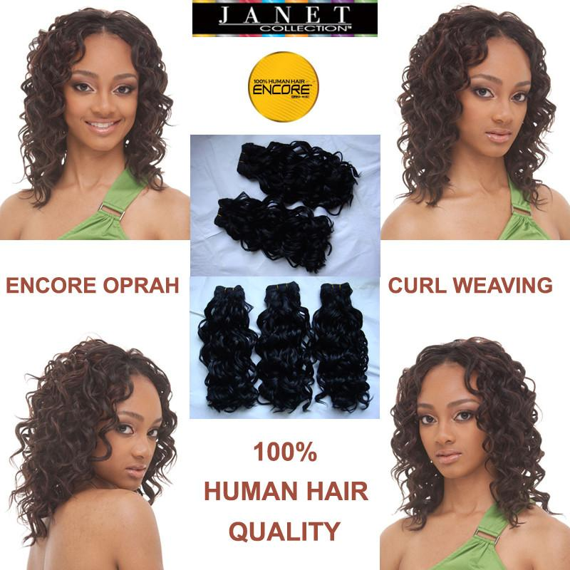 Cheap janet collection encore oprah curl weaving human hair mix cheap janet collection encore oprah curl weaving human hair mix futura fiber color1 jet black 100 human hair quality no packing wavy hair weave wet and pmusecretfo Gallery