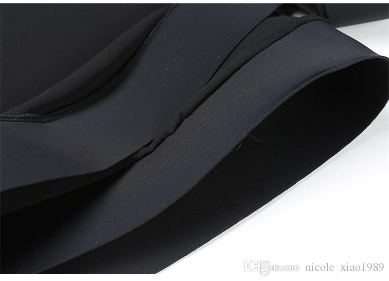 Vestito da ballo adulti / ragazze Vestito da ballo moderno valzer moderno Vestito da ballo pratiche Vestito nero stampato con fiori a collo alto