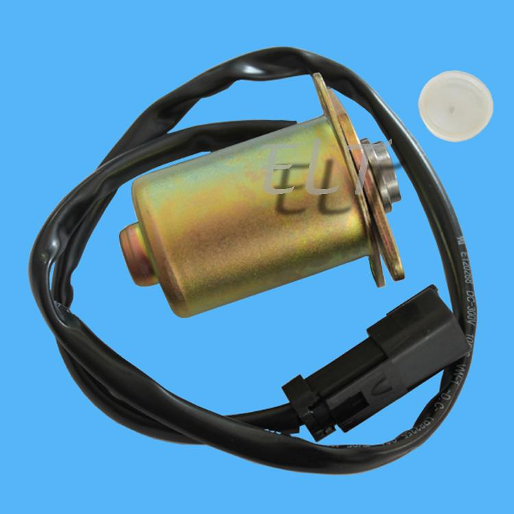 Swing Rotary Solenoid Valve 20Y-60-32120 Electronic Parts Fit PC200-7 Excavator