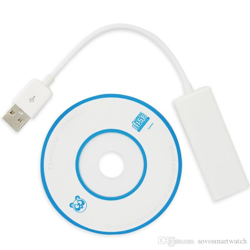100M خارجي USB بطاقة دفتر الكمبيوتر اللوحي بطاقة كابل بطاقة مايكرو USB 2.0 100M C06W1