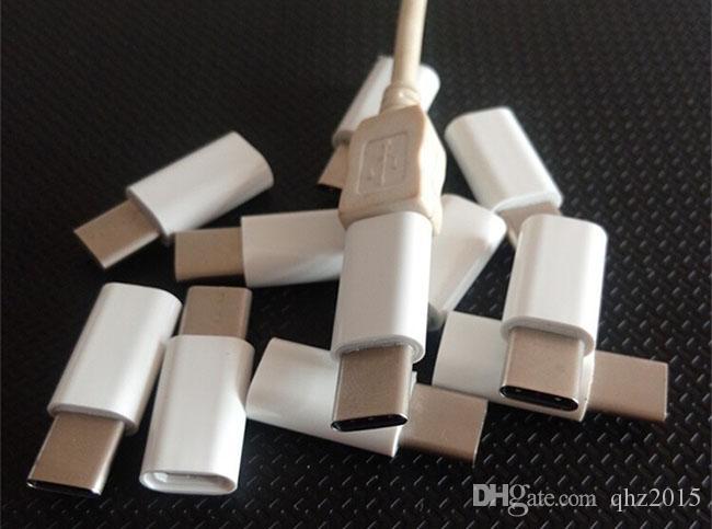 USB 3.1 Тип C мужчина к Micro USB 2.0 5pin женский адаптер данных конвертер для Mackbook oneplus 2 Пусть V Pro Макс