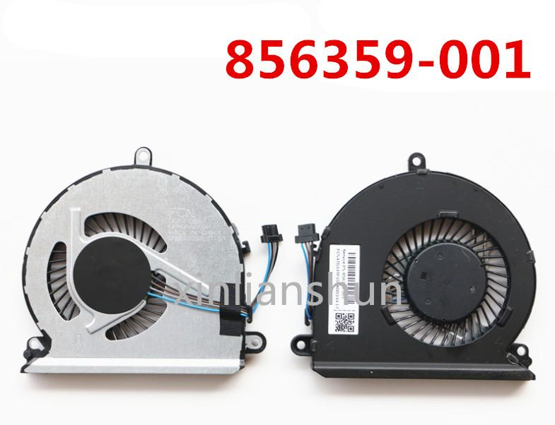 New laptop CPU cooling fan for HP PAVILION 15-au150TX AU151TX au153 au155TX AU178TX AU163TX au165TX AU035TX