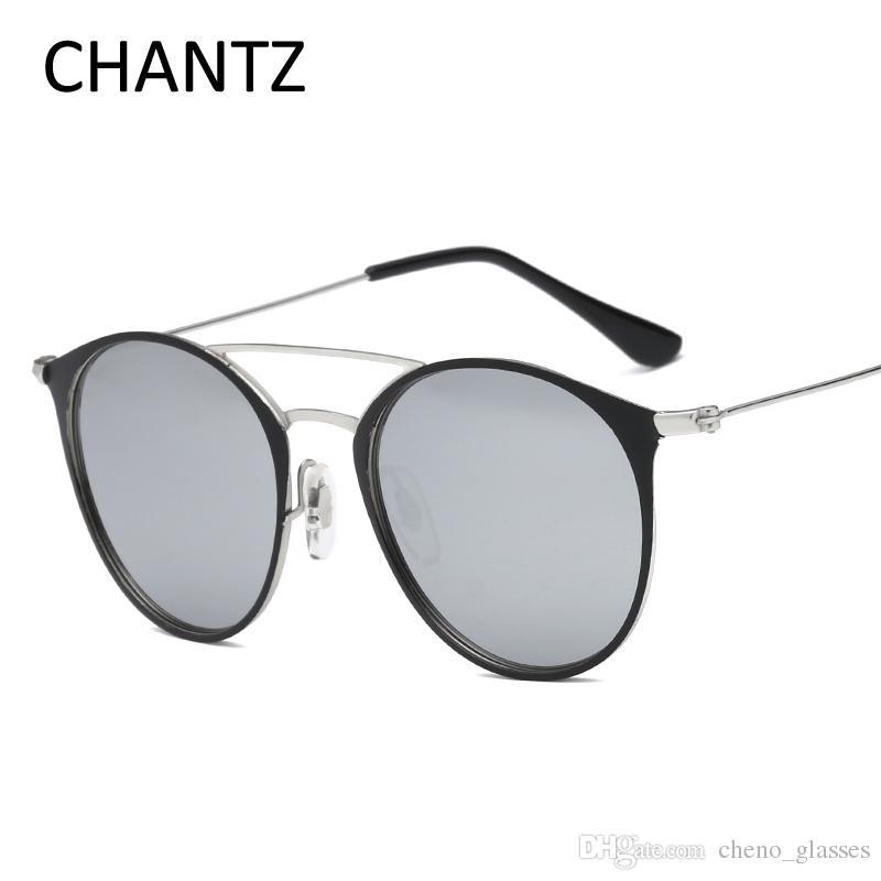 3041112f7ae Vintage Round Polarized Sunglasses Women Men Retro Brand Ultralight Metal Sun  Glasses For Driver Mirror Lunette De Soleil Femme Black Sunglasses Cycling  ...