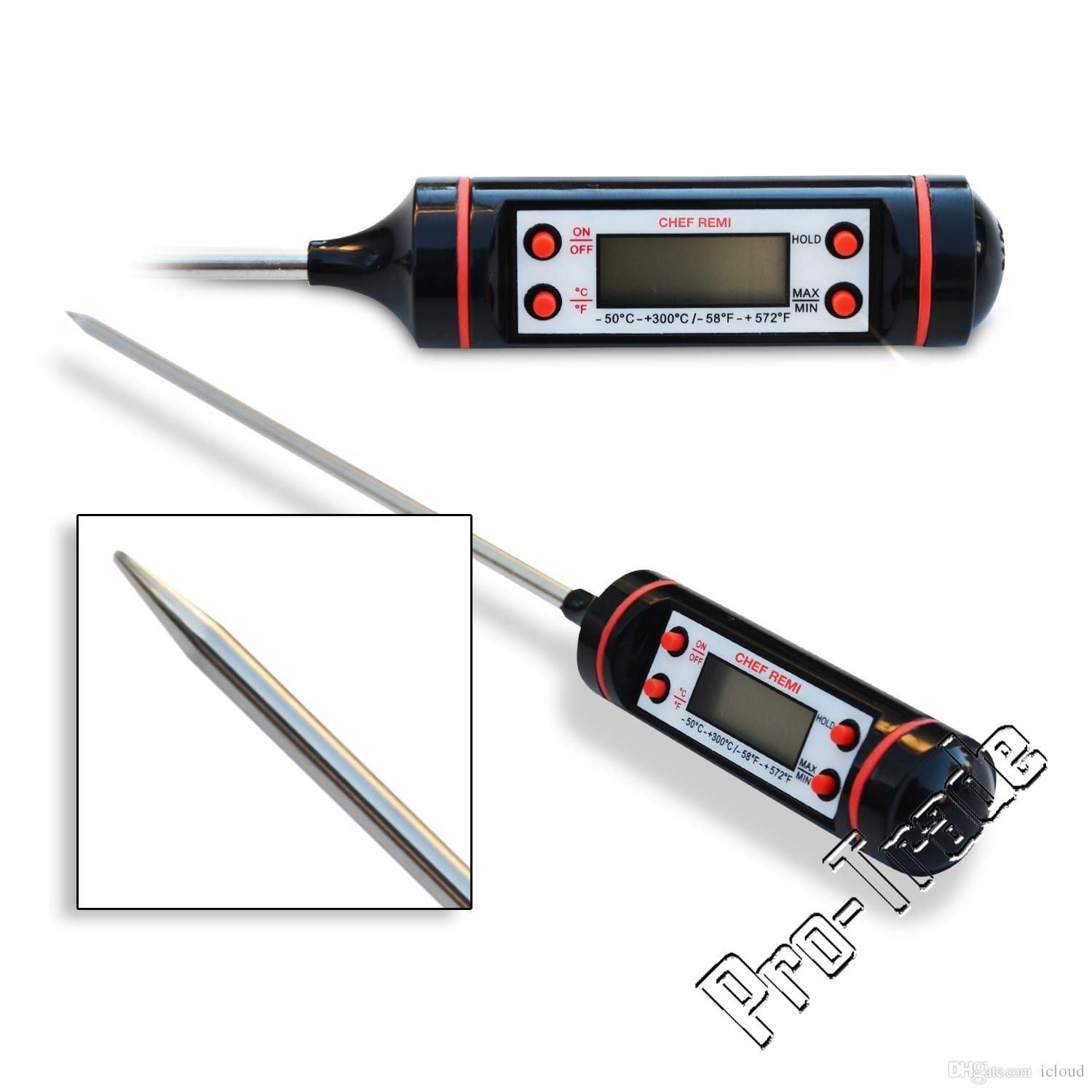 Best Cooking Thermometer Instant Read Digital Thermometer For All
