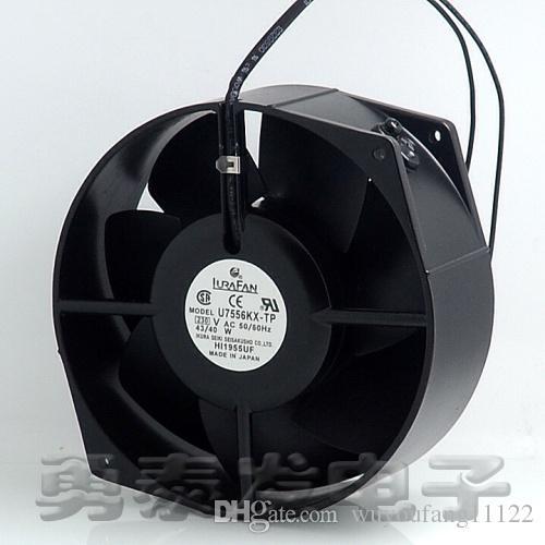 Новый оригинальный IKURA U7556KX-TP 43 / 40W 230VAC вентилятор высокотемпературный вентилятор для 172 * 150 * 55 ММ