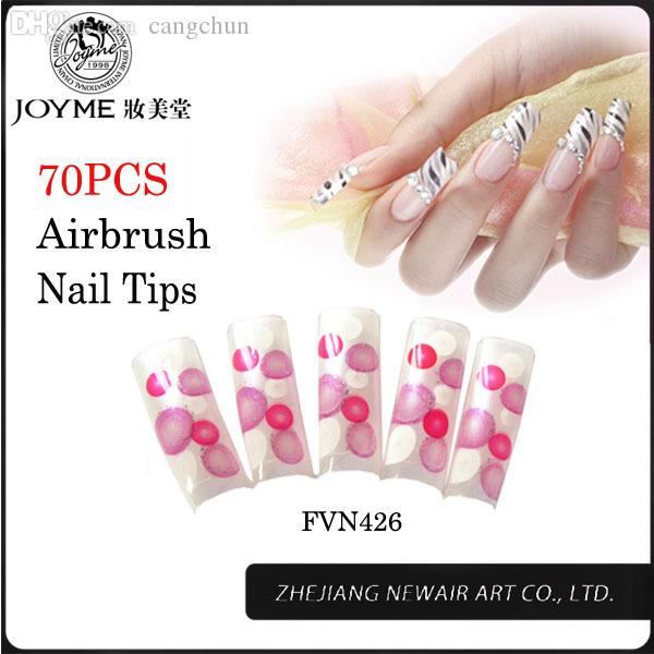 Wholesale Cute Products French Nail Art Tips Diy Beauty Dot Glitter