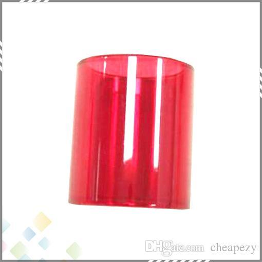 Красочные Грифон RTA замена Pyrex стеклянная трубка для Geekvape Грифон атомайзер Грифон замена рукава трубки красочные DHL бесплатно