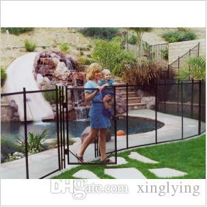 Großhandel Outdoor Spiele Für Kinder Pool Fence Portable 30m Von