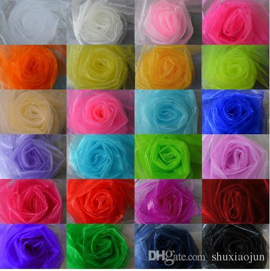 15 m wide diy wedding decoration organza material colorful clear 15 m wide diy wedding decoration organza material colorful clear rayon clothing fabric handmade for wedding table chiar stage wedding decor singapore junglespirit Choice Image