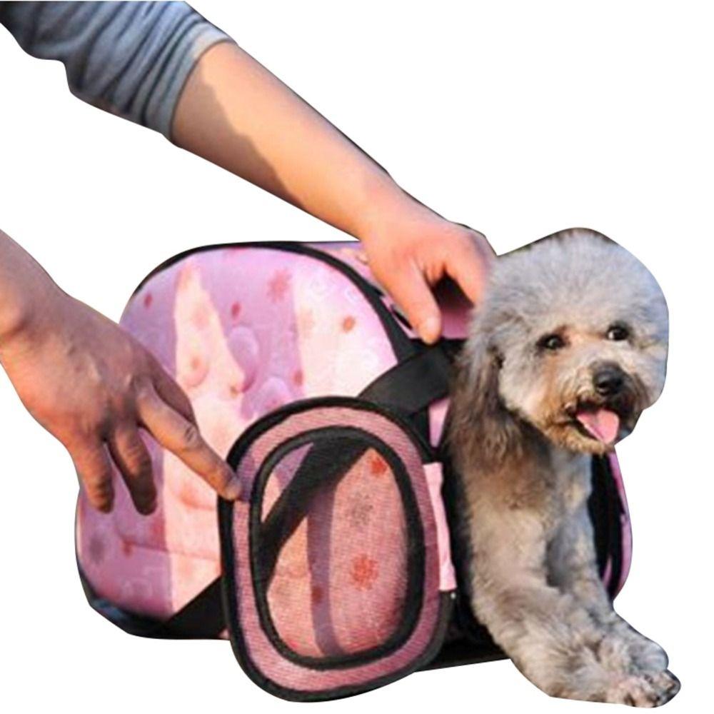 2018 Hot Sale Pet Dog Cat Carriers Bags Eva Nylon Breathable
