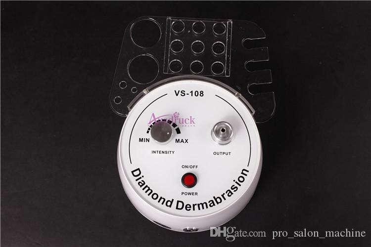 جديد MINI 3in1 DIAMOND MICRODERMABRASION تقشير جلدي جلدي مع آلة رش الفراغ NF108 الوجه مكافحة الشيخوخة PEEL العناية بالبشرة 110-240V CE