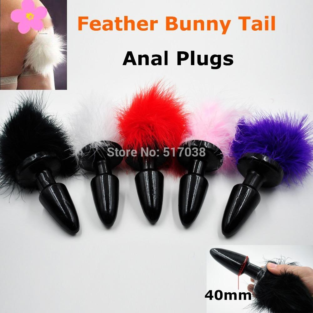 Bunny butt plug adult costume