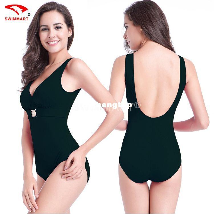 1510 Hot Sale White Teenage Womengirl Sexy Swimwear One Piece
