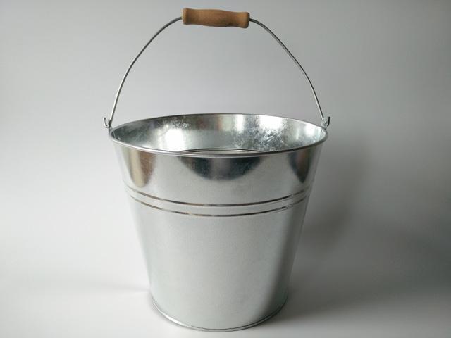 d22h19cm wholesale big flower pots large metal bucket party buckets iron pot big pail from joanne720 dhgatecom