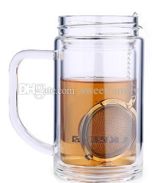 Hot Selling Stainless Steel Sphere Locking Spice Tea Ball Strainer Mesh Infuser Tea Filter Infusor