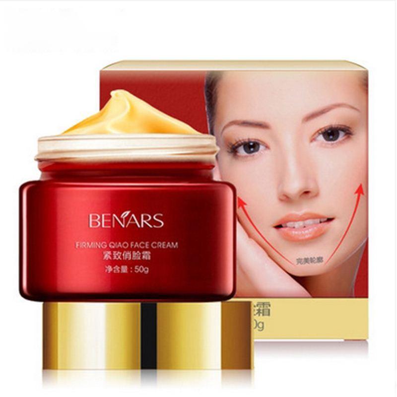 Facial cream lift