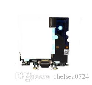New Charger Charging Port Dock USB Connector Flex Cable Replacement For iPhone 8 8G 4.7 inch Flex Ribbon Repair Parts