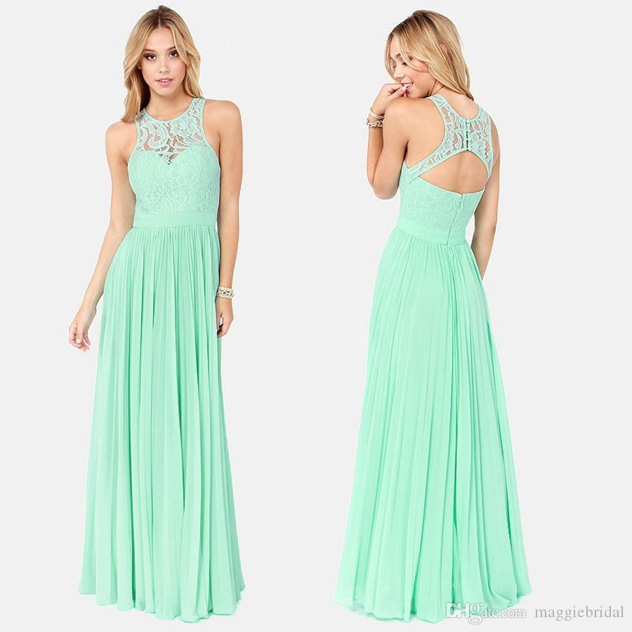 Plus size mint green bridesmaid dresses 2015 lace and chiffon plus size mint green bridesmaid dresses 2015 lace and chiffon scoop tank straps elegant prom evening gowns formal party dress short sleeve bridesmaid ombrellifo Choice Image
