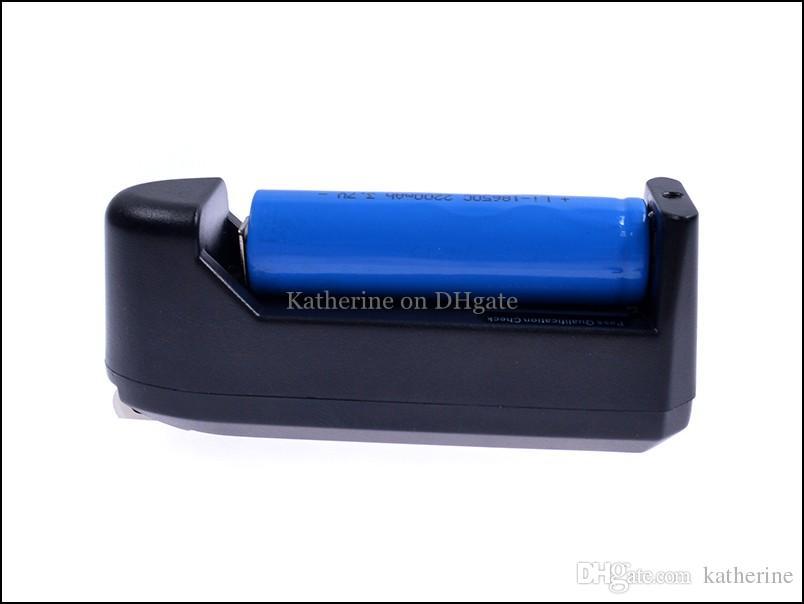 Drain Rechargeable Batterie 18350 18650 18650 900 mah 2200 mah 2500mah 3.7 V Li-MN Haute Décharge Courant 35A pour E Cigarette Nemesis King Mod