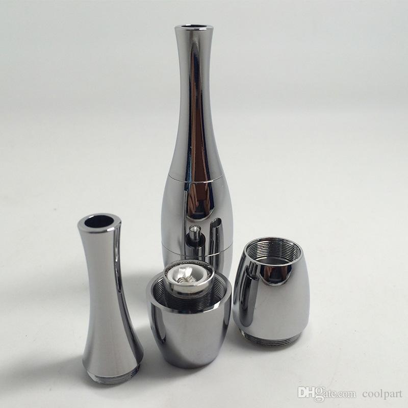 Vape flower vase Vaporizer Wax Tank Vaporizer Replacle coil vaporizer for eGo eGo-T Vision 2 mini eGo C twist Cf vv battery DHL
