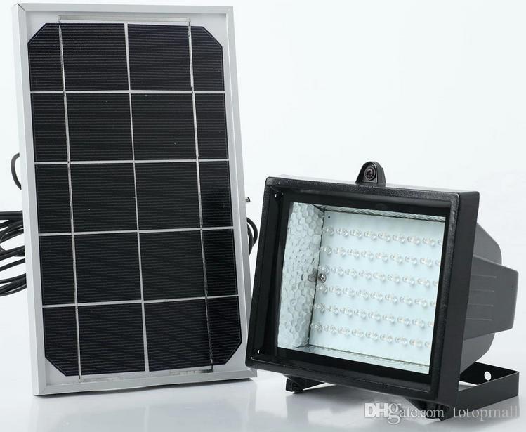 Illuminazione esterna led solare faretto led smd w con