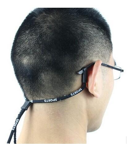 Alta calidad Nuevo Gafas ajustables Cord Gafas de sol Gafas Cuello Cord correa Gafas Cordón Cordón Envío gratis