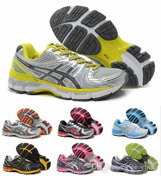 dd2e0a87f Compre Nuevo Asics Gel Kayano 18 Zapatillas De Running Para Hombres De Las  Mujeres