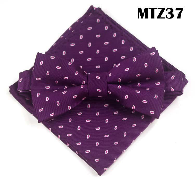 цветочный галстук-бабочка носовой платок из полиэстера с бантом на платке для мужчин бизнес свадебный принт желтая бабочка карман квадратный