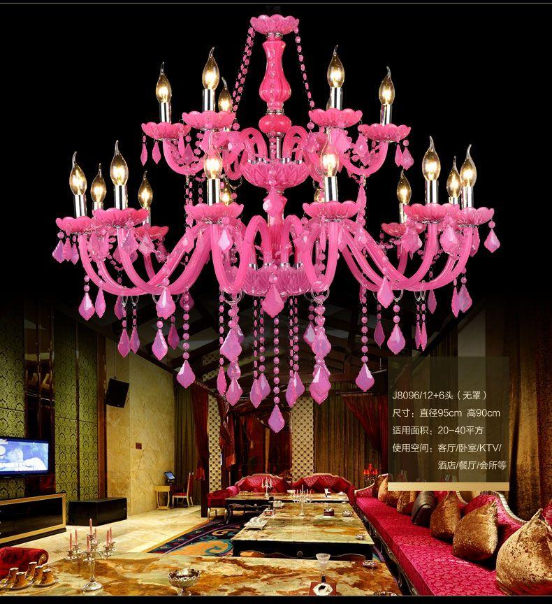 Nueva llegada moderna araña de cristal decoración navideña colgante de cristal arañas de cristal estilo europeo de lujo iluminación del hogar