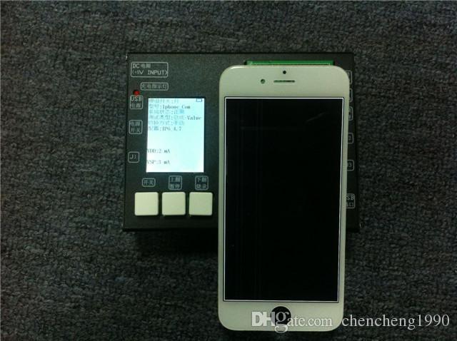 7 in 1 LCD Ekran ile Dokunmatik Ekran Digitizer Test Kurulu Test Çerçevesi Ile Ekran Ile Iphone 4 4 S 5 5G 5 S 5C 6 Artı Iyi Fiyat