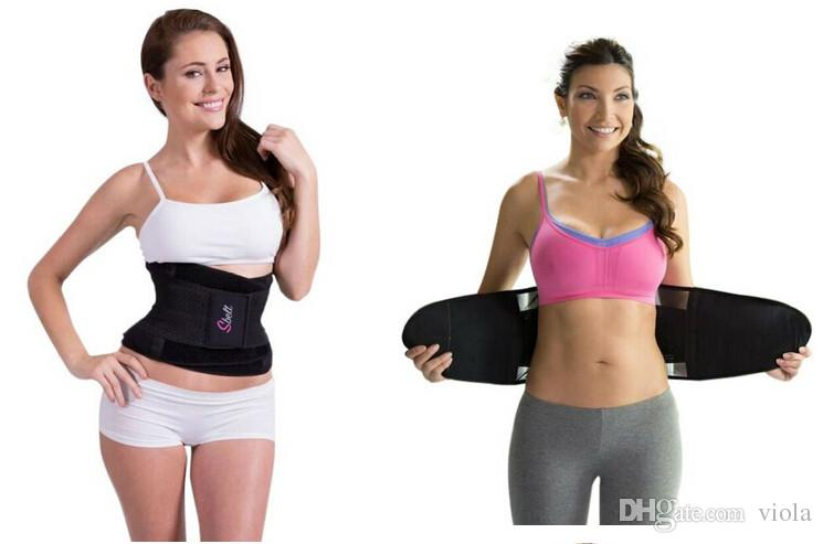 139a2f25725 Miss Belt Waist Training Belt Instant Hour Glass Shape Look Slimmer Fits  Waist Girdle Cincher Tummy Body Shaper Fitness Slimming Belt OPPbag Online  with ...