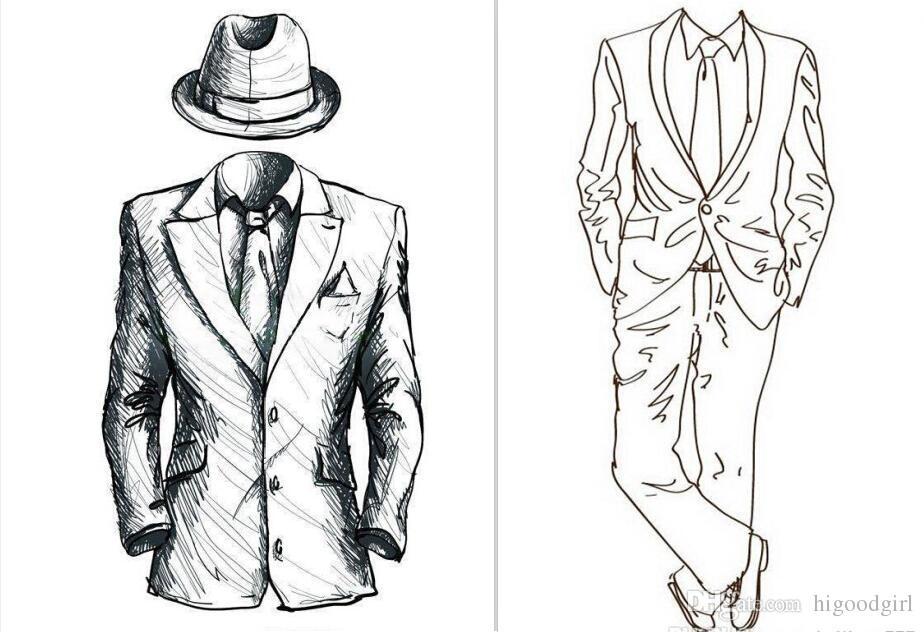 İngiltere Beyefendi Iki parçalı Siyah Beyaz Damat Ucuz Düğün Smokin Erkekler Için Suits Ile Klasik Kuyruk Ceket Pantolon Slim Fit
