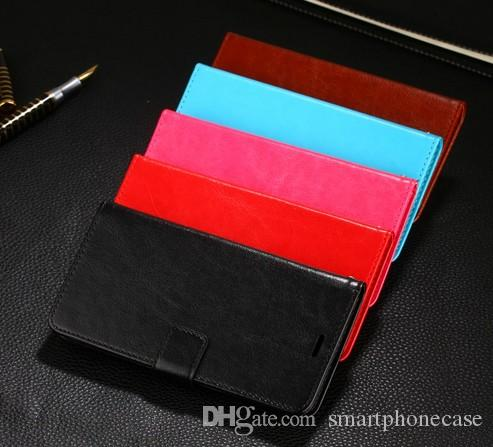 Xiaomi Mi 4S Mi4s 케이스 커버에 대한 비즈니스 클립 Xiaomi Mi 4S Mi4s에 대한 Luxury Flip Cute 다채로운 비즈니스 얇은 가죽 케이스