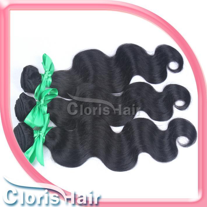 Raw Indien Vierge Cheveux 1 Bundle Non Transformés Vague de Corps Cheveux Weaves Pas Cher Humide et Ondulés Remy Extensions de Cheveux Humains En Gros En Ligne