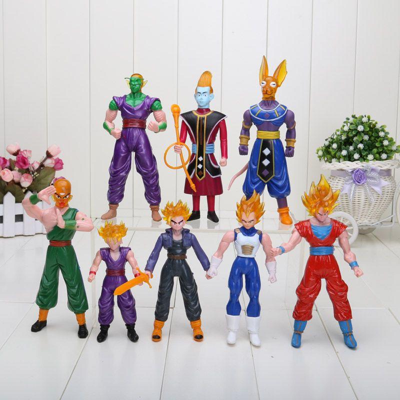 Dragon Ball Toys : Cm dragon ball z toys dolls super saiyan goku