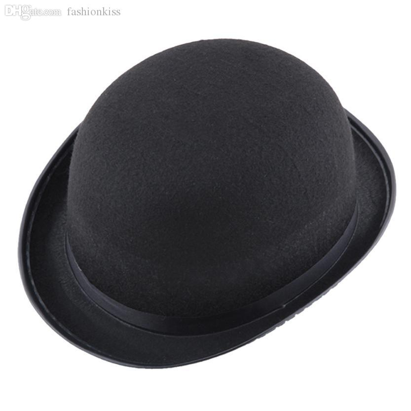 Wholesale-SIF 2016 New Black Hat Halloween Magician Magic Hat Jazz Hat JAN  04 Hat Hat with Mosquito Netting Hat Cotton Online with  22.32 Piece on ... 2ae9d2f5fc7c