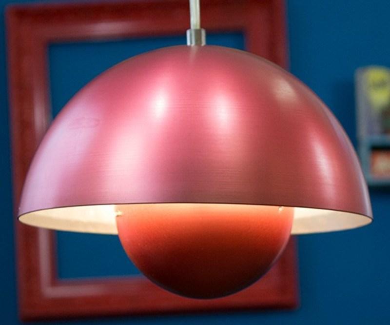 Verner Panton Flowerpot Pendant Lamp Dining Living Room Ceiling ...