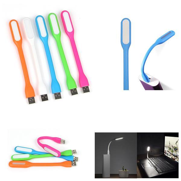 Flexible Mini Led Usb Light Table Lamps Bulb Portable Night Lights
