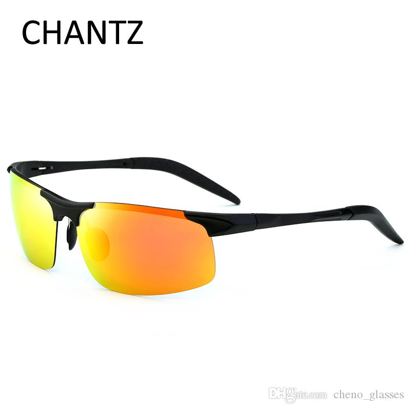 00ebc687f69 Men S Aluminum Magnesium Polarized Sunglasses 2017 Brand Night Vision  Glasses Men Goggles For Car Drivers UV400 Zonnebril Mannen Vuarnet  Sunglasses Bifocal ...