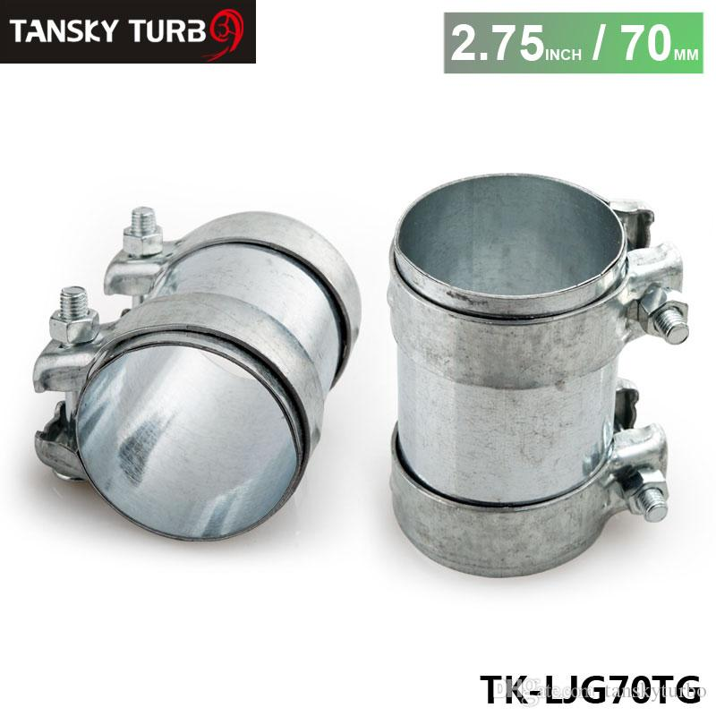 TANSKY - 2.75 70mm Exhaust Pipe Connector Heavy Duty Sleeve Double Cl& Tube Adapter Joiner VAG TK-LJG70TG Exhaust Tube Pipe Connector Joiner TURBO ...  sc 1 st  DHgate.com & TANSKY - 2.75 70mm Exhaust Pipe Connector Heavy Duty Sleeve Double ...