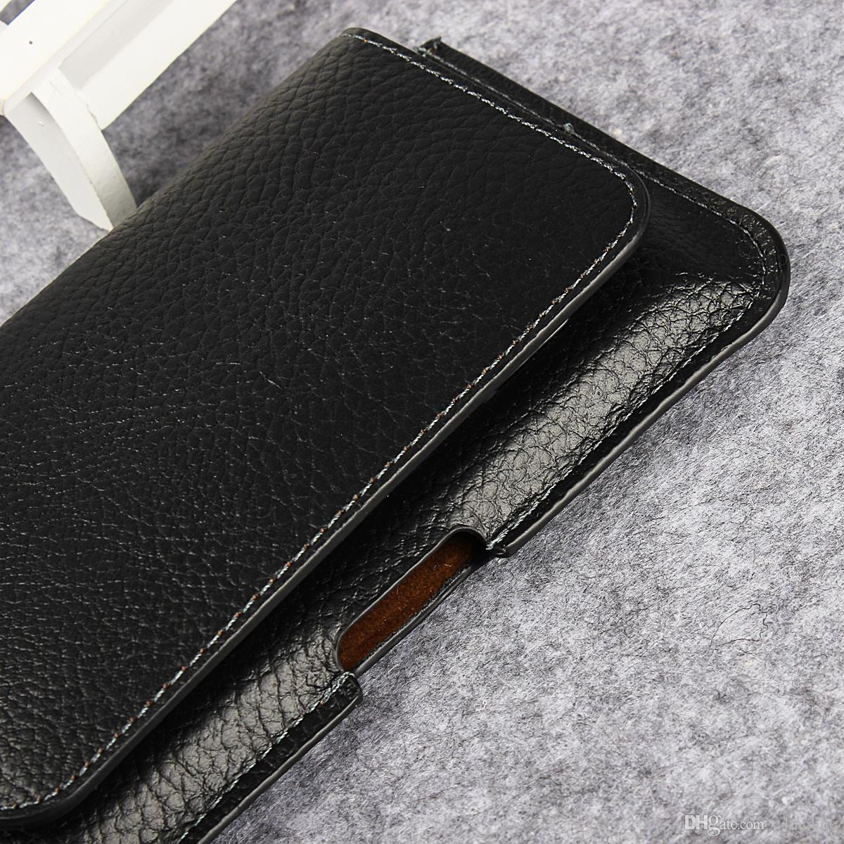 Belt Clip Leather Cell Phone Cases Pouch For LG V30/Q6/X venture/X power2/Stylus 3/K3 2017/K4 2017/K8 2017//V20/X5/X mach/Stylo 2