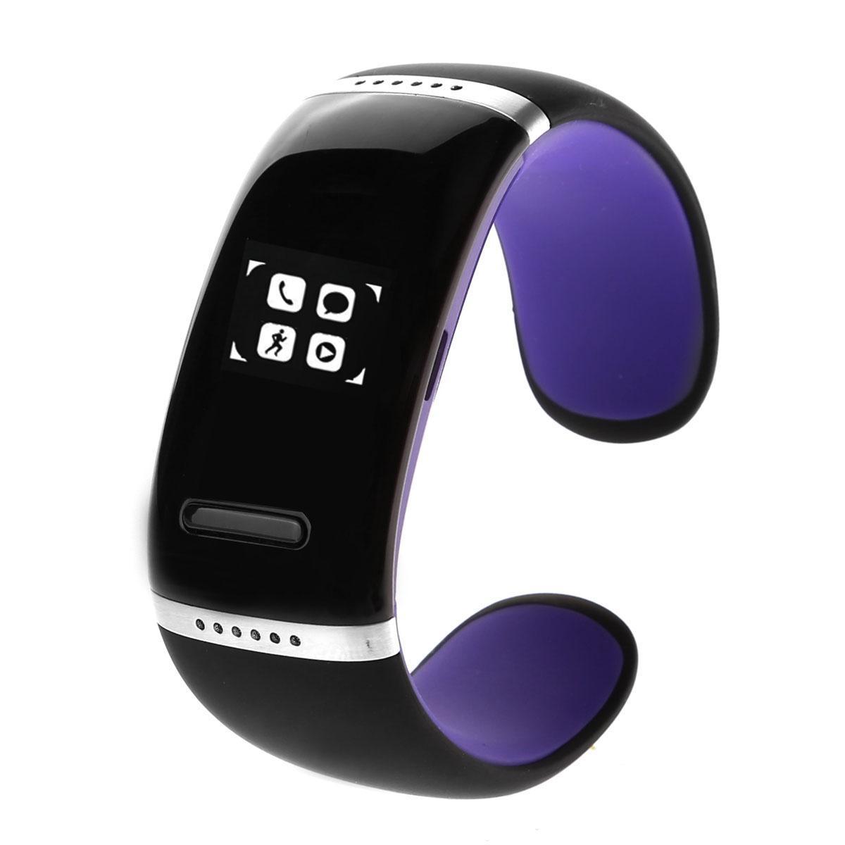 L12S Smart Miband Smart Xiaomi Mi Band Miband Bracelet Smart Fitness Wearable Tracker Waterproof Wristband dhl free ship smart watch OTH064