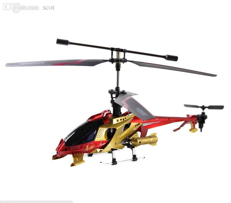 e8a1a097f Wholesale-Remote Control RC Helicopter Toys Built-in Gyro Mini Plane ...