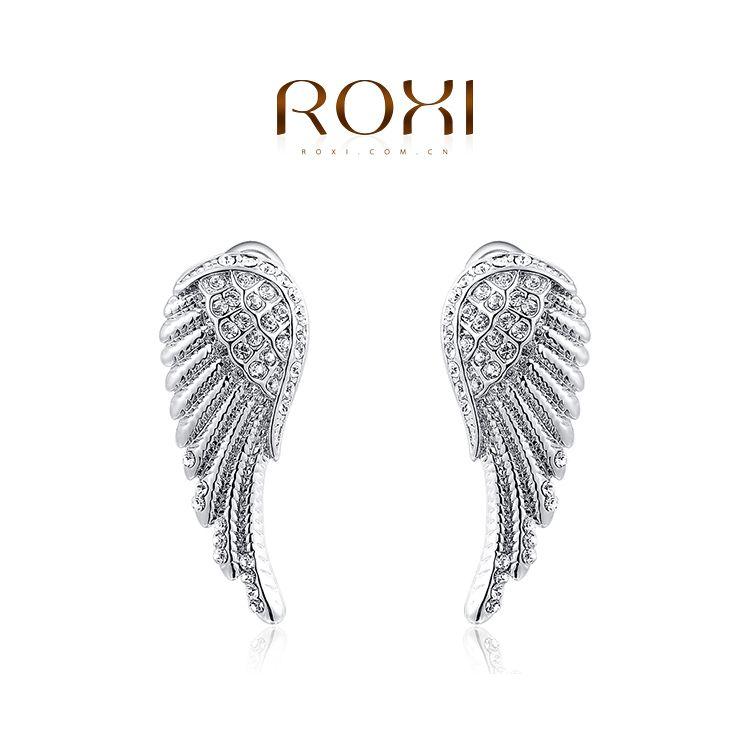 Arrings Stud Earrings Roxi Wonderful Jewelry High Quality Angel