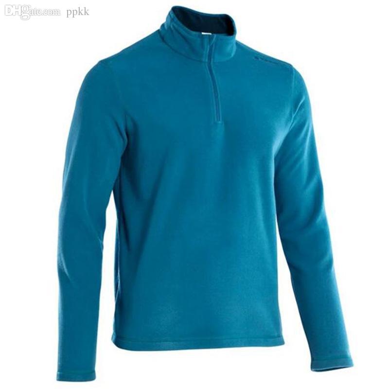 561e0a058 2019 Wholesale 2016 High Quality Decathlon Brand Outdoors Hiking Fleece  Jacket Men 100% Original Thicke Polar Fleece Jacket Thermal QUECHUA From  Ppkk