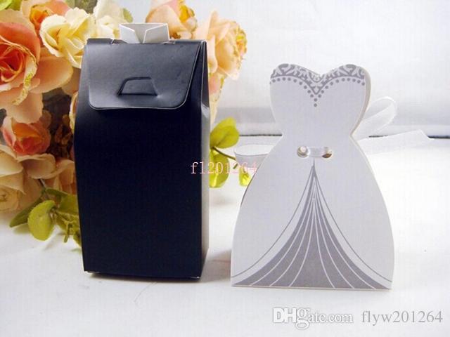 Fedex Dhl-freies Verschiffen Neueste Mode Braut und Bräutigam box Hochzeitsbevorzugungskästen geschenkbox pralinenschachtel, 1000 teile / los =