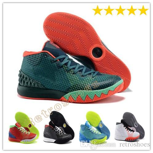 sports shoes 0d06e fa77e ... closeout 2015 kyrie irving basketball shoes kyrie 1 dream deceptive red  top quality asg zoom city