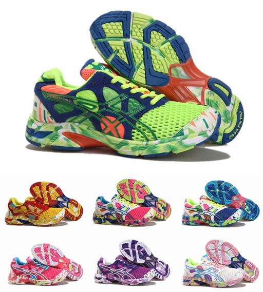 New Cheap Asics Gel Noosa Tri 7 Running Shoes For Women, Fashion Florescent  Light Colorful Athletic Sneakers Eur 36 40 Sports Shoes Online Running Shop  From ...
