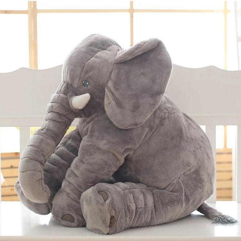 Großhandel Baby Kissen Elefant Fütterung Kissen Kinderzimmer ...