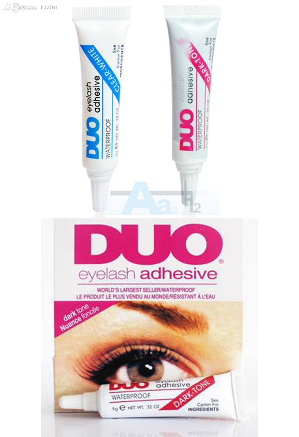 Wholesale American Duo Eyelash Glue Water Proof Non Allergenic False